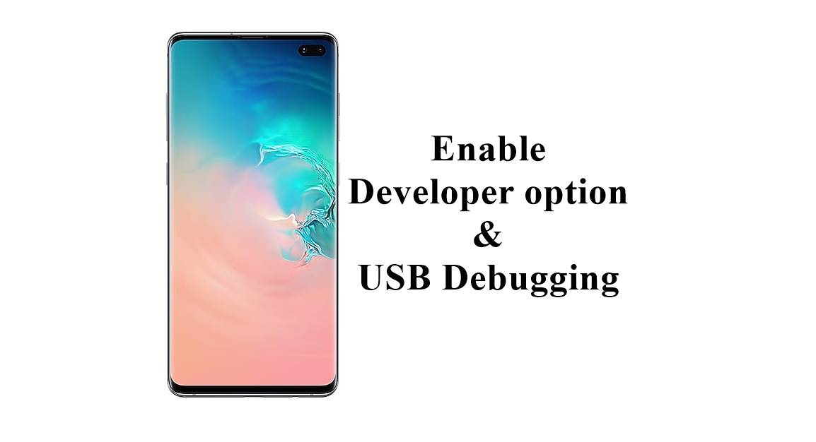 How to Enable Developer option and USB Debugging in Samsung Smartphone