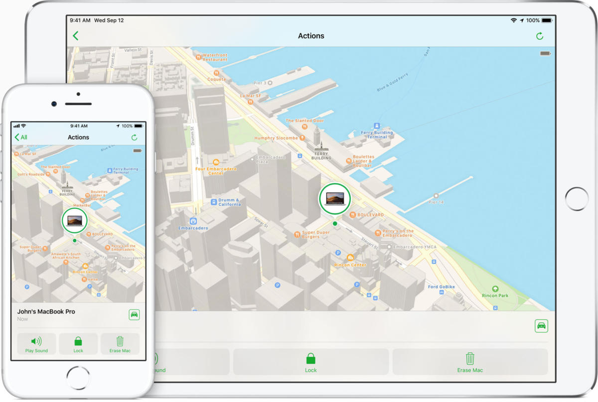 Report: Apple to combine Find My Friends and Find My iPhone apps, develop Tile-like like tracker