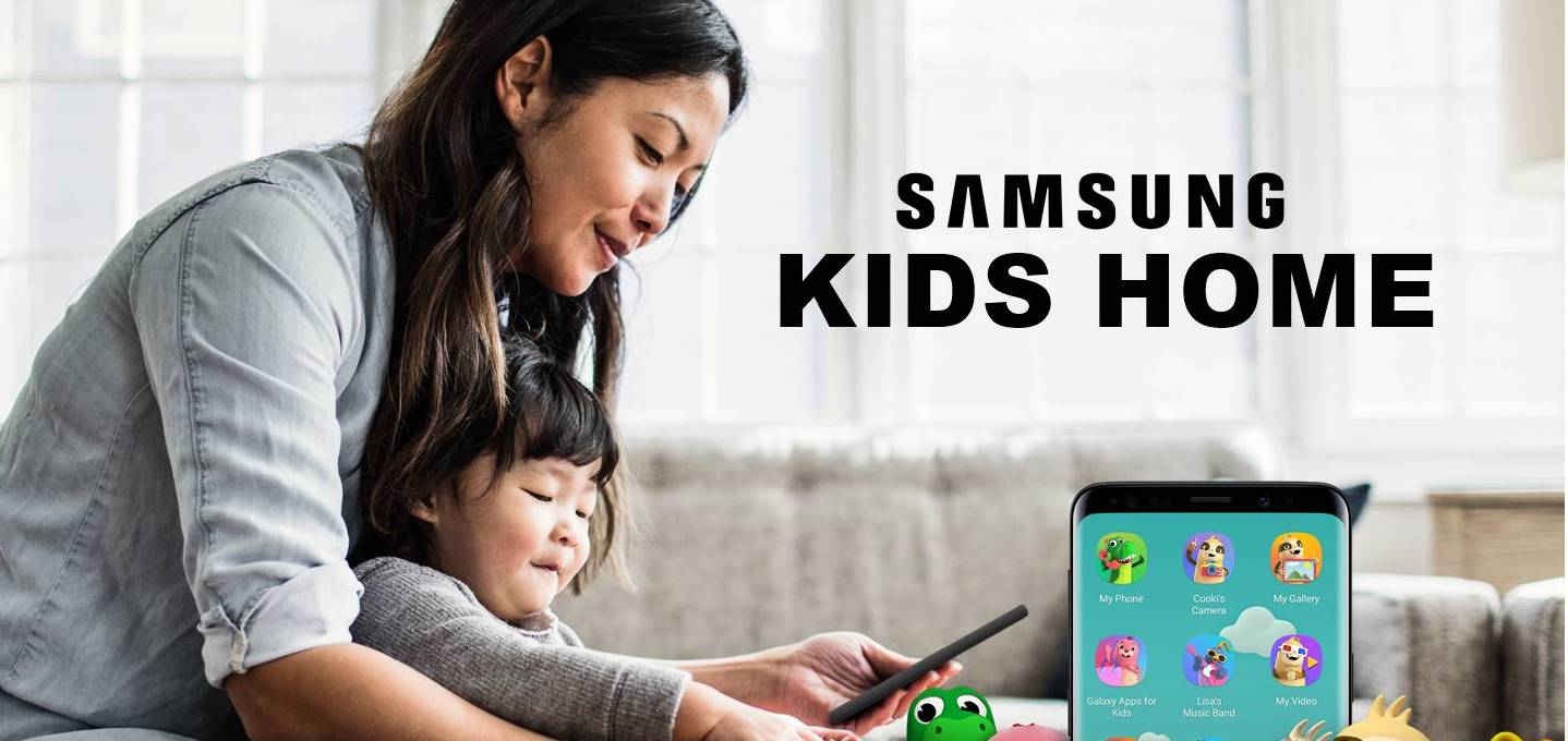 How to use Kids Home on Galaxy S10 and S10 Plus